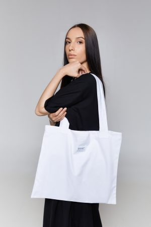 BASIC TOTE BAG WHITE